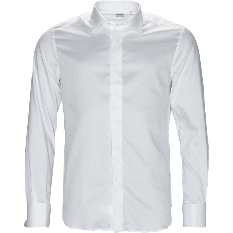Billede af Xacus 11277 644 skjorte White
