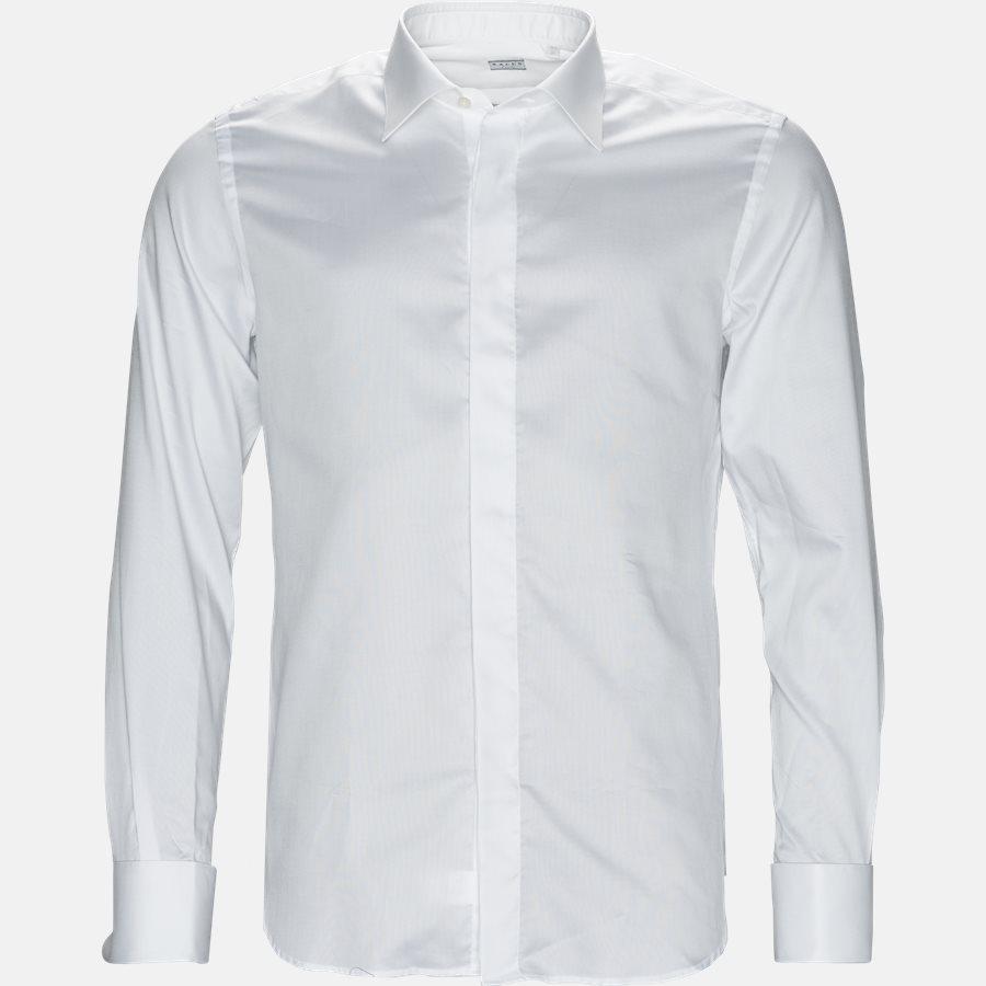 11277 644 - 11277 644 skjorte - Skjorter - Slim - WHITE - 1