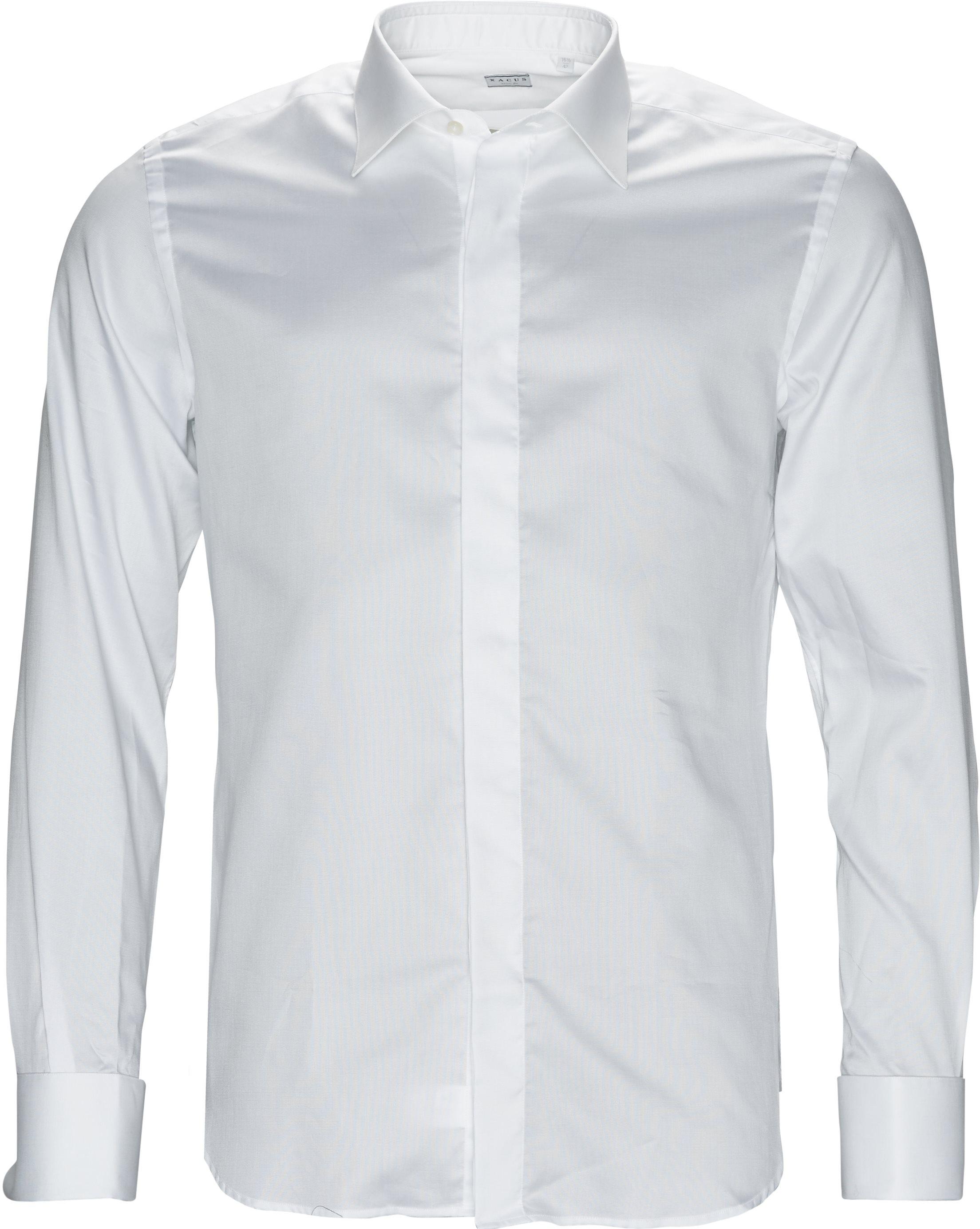 Shirts - Slim fit - White