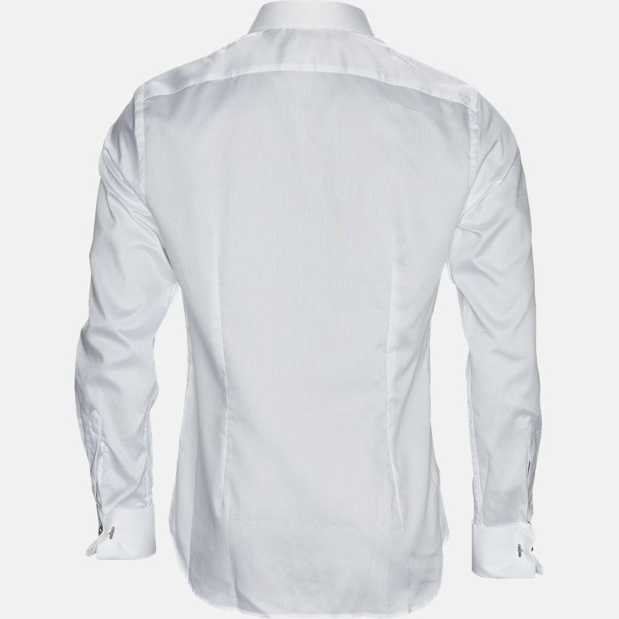 11277 644 - 11277 644 skjorte - Skjorter - Slim - WHITE - 2