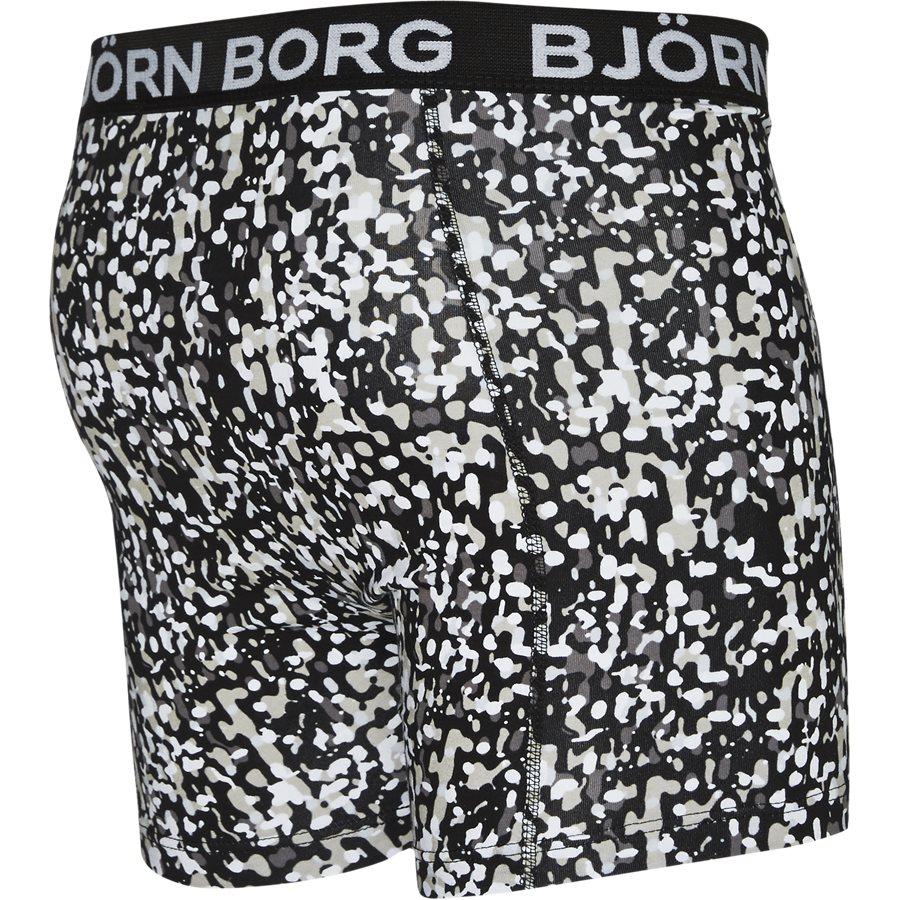 B1721-1067 90011 - Underkläder - Regular - SORT - 4