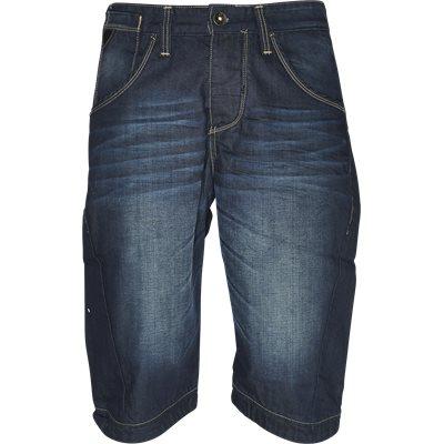 Loose | Shorts | Denim