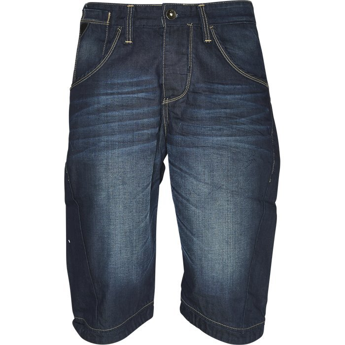 Baggy One Shorts - Shorts - Loose - Denim