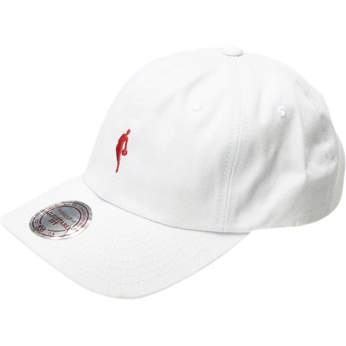 Little Dribblers Nba - Caps - Hvid