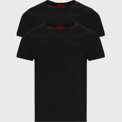 Slim | T-shirts | Black
