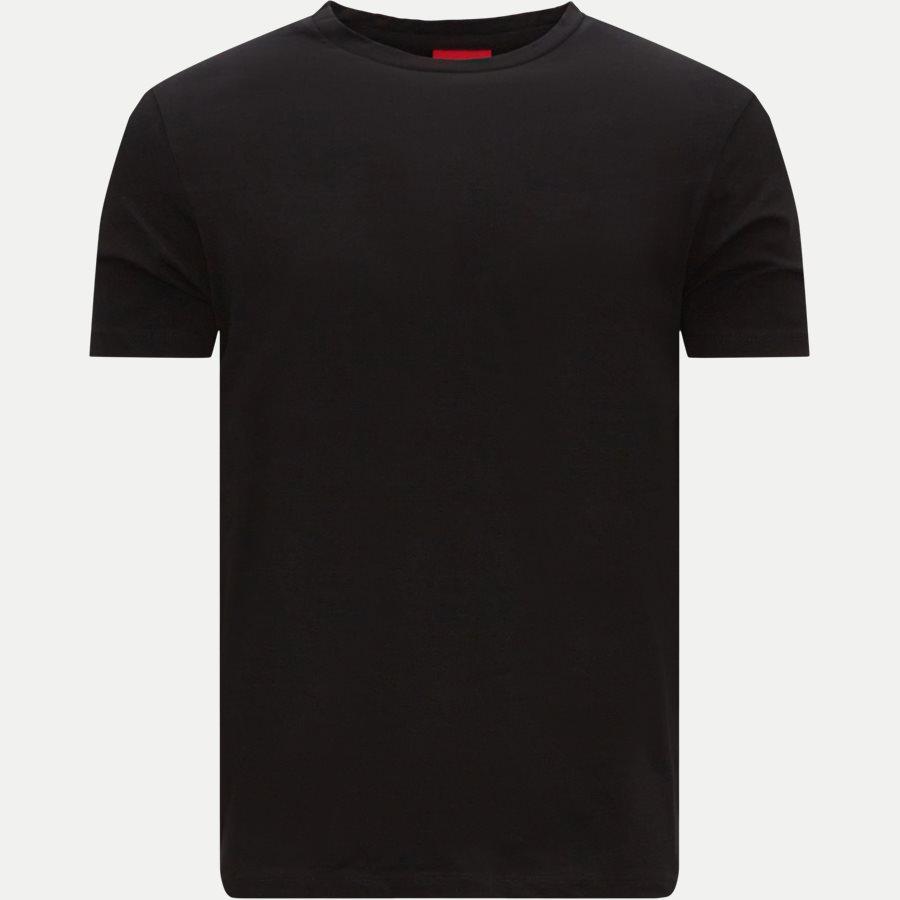 50325440 HUGO.ROUND - T-shirts - Regular - SORT - 2