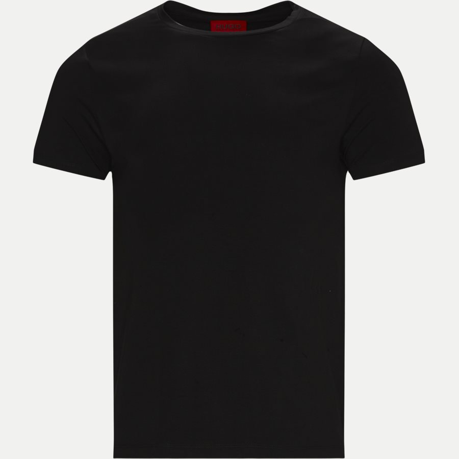 50325440 HUGO.ROUND - 2-pak T-shirt - T-shirts - Regular - SORT - 2