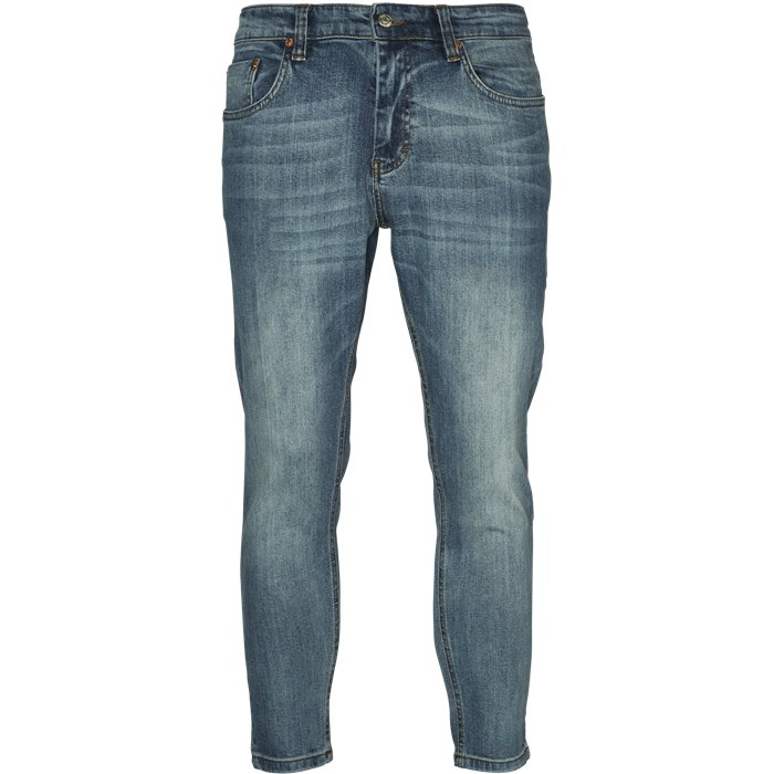Jax Sea Blue - Jeans - Regular - Denim