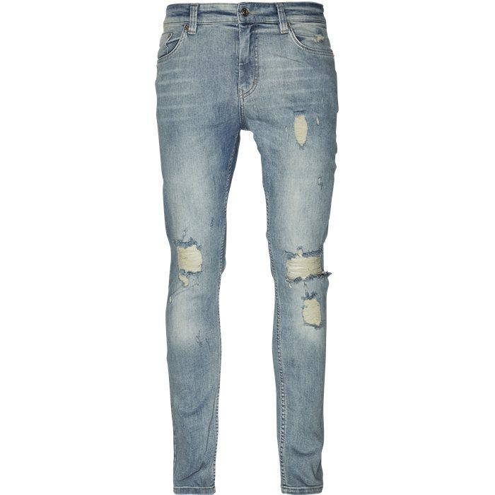 Super Blue Holes - Jeans - Regular - Denim