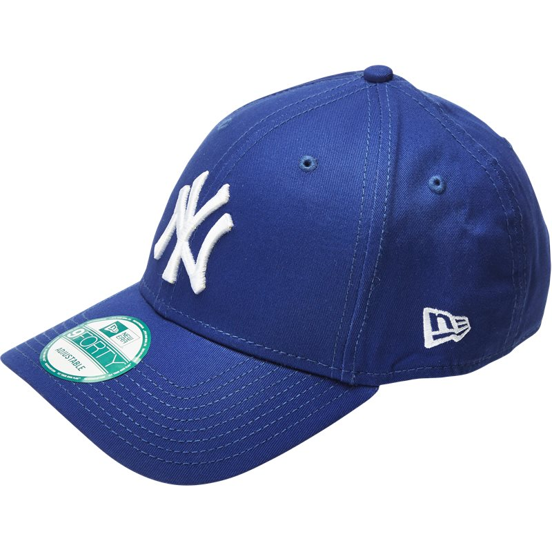 New Era 940 League Basic Blå