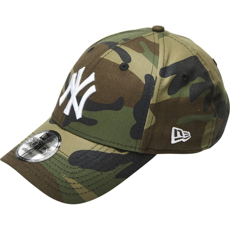New Era 940 League Basic Camo