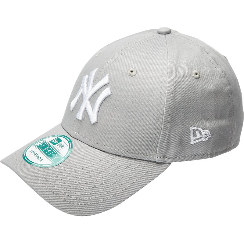 New Era 940 League Basic Grå