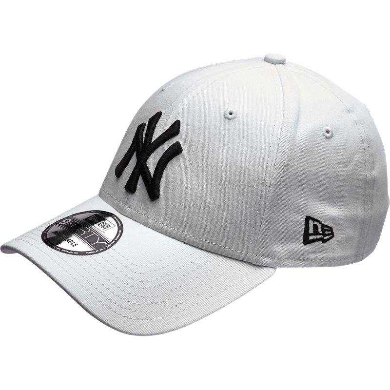 New Era 940 League Basic Hvid