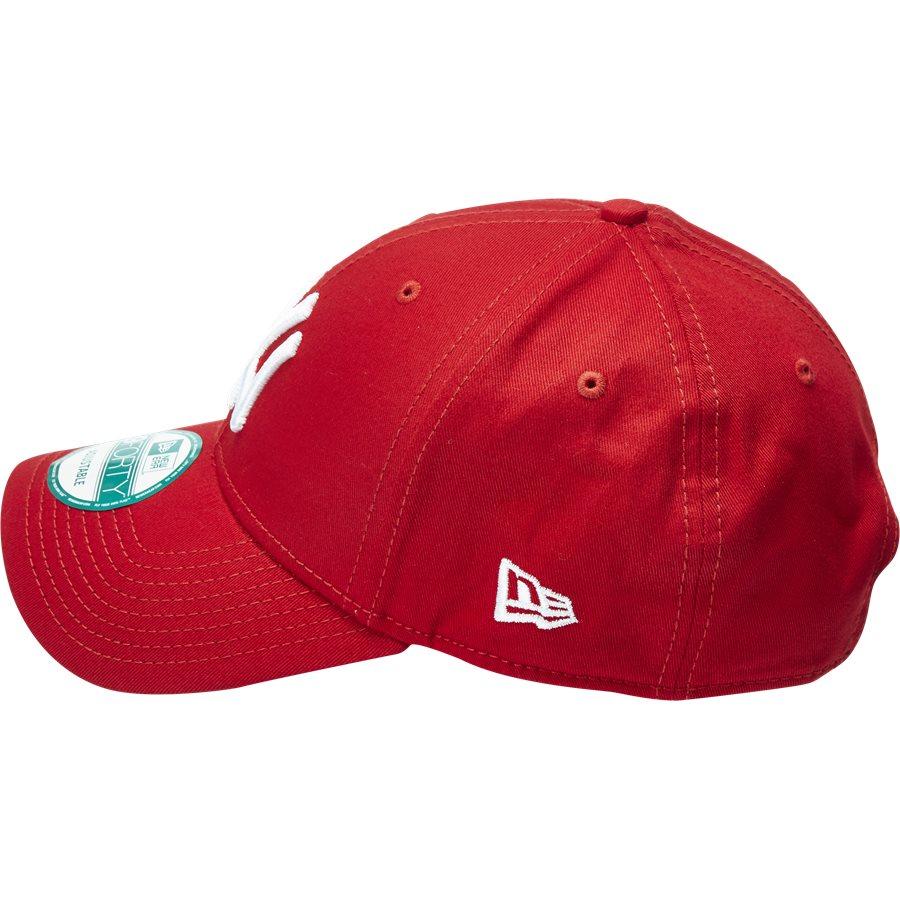 940 LEAGUE BASIC - 940 League Basic - Caps - RØD - 3