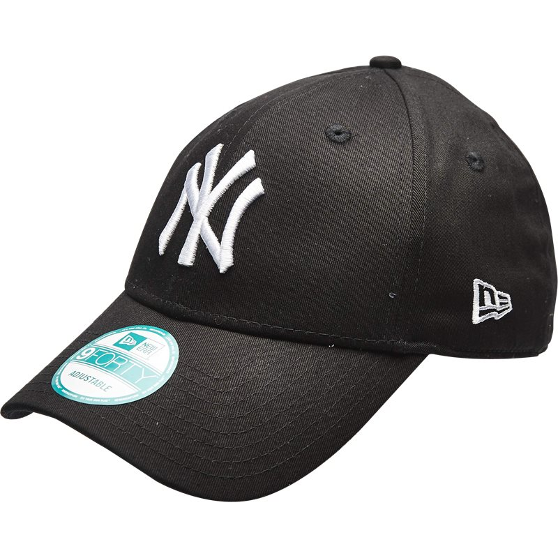 New era 940 league basic sort fra new era på quint.dk