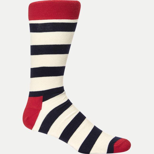 Stripe Sokker