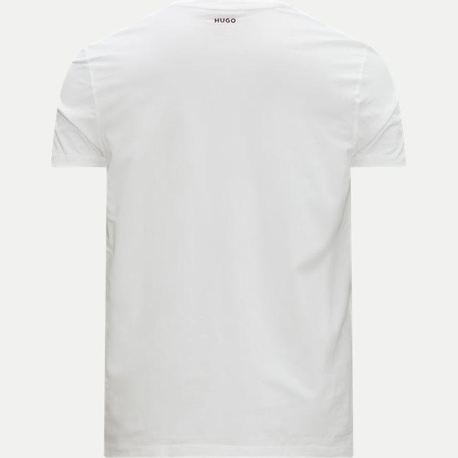 2-pak V-hals T-shirt