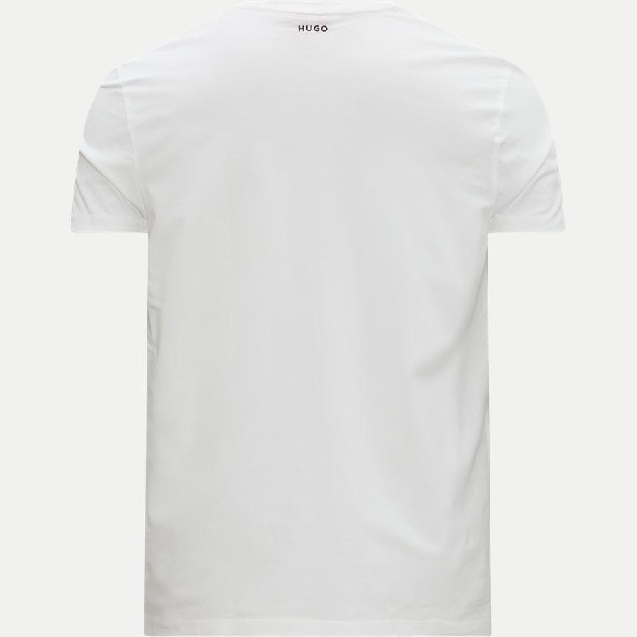 50325417 HUGO.V - 2-pak V-hals T-shirt - T-shirts - Regular - HVID - 3