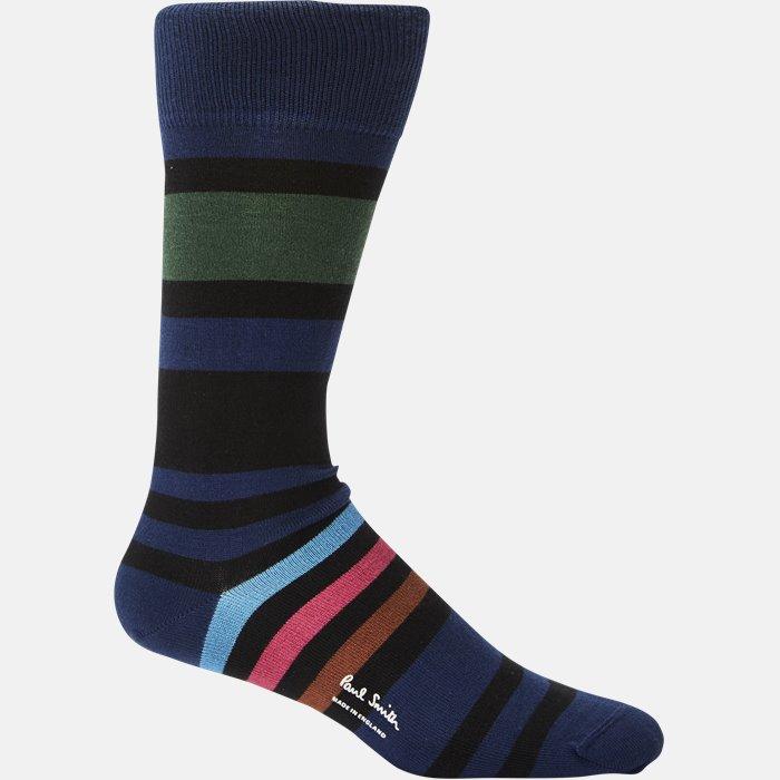 359A K394 sokker - Strømper - Blå