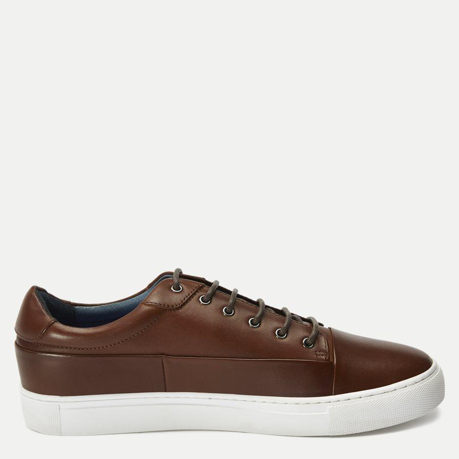 7090 - TGA Skind Sneaker - Sko - COGNAC - 2