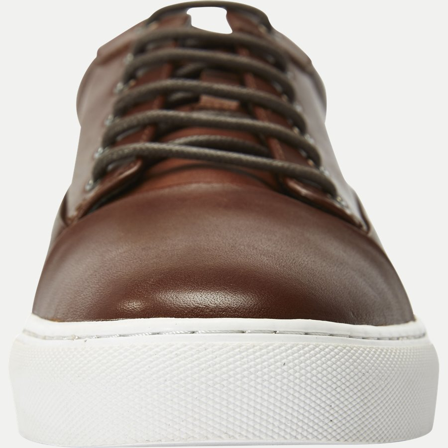 7090 - TGA Skind Sneaker - Sko - COGNAC - 6