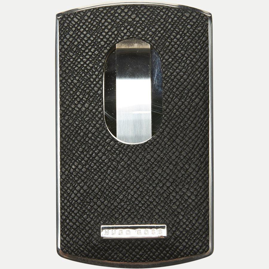 50311750 SIGNATURE METAL CARD - Signature Metal Kortholder - Accessories - SORT - 1