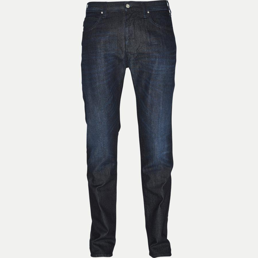 3Y6 J45 6D14Z 0553 - J45 Jeans - Jeans - Slim - DENIM - 1