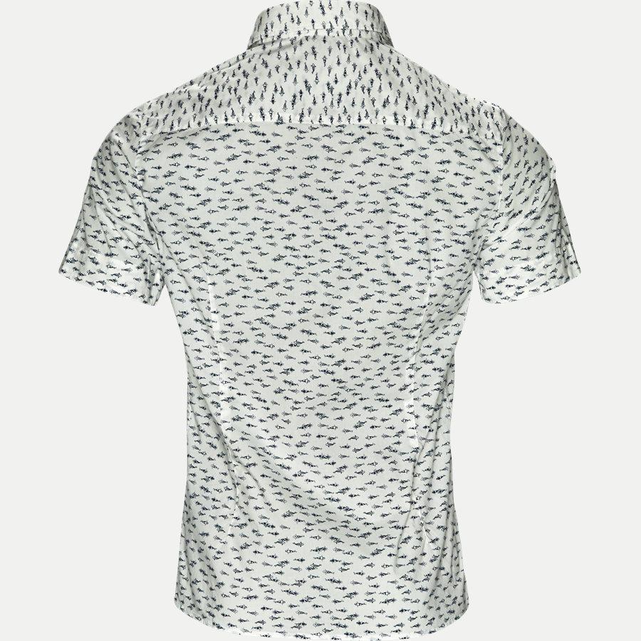 3Y6 C52 6N2SZ - Kortærmet Skjorte - Skjorter - Slim - HVID - 2