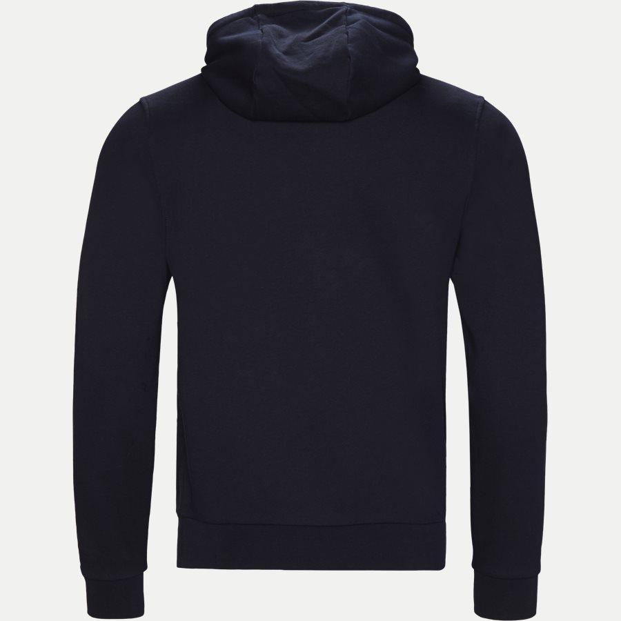 SH2128 - Hooded Fleece Tennis Sweatshirt - Sweatshirts - Regular - NAVY - 2