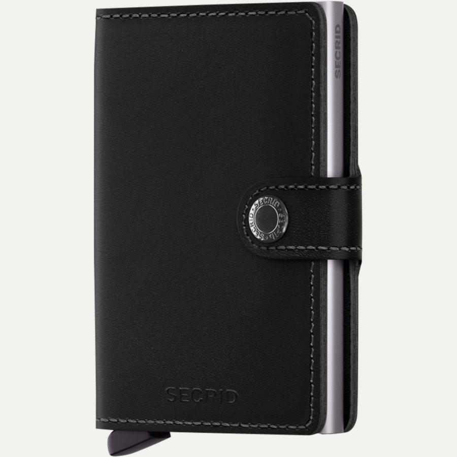 M ORIGINAL - M Original Mini Wallet - Accessories - BLACK - 1