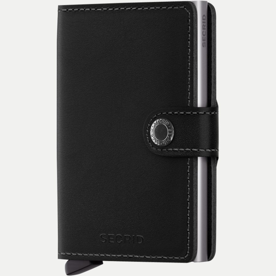M ORIGINAL - M Original Mini Wallet - Accessories - BLACK - 1