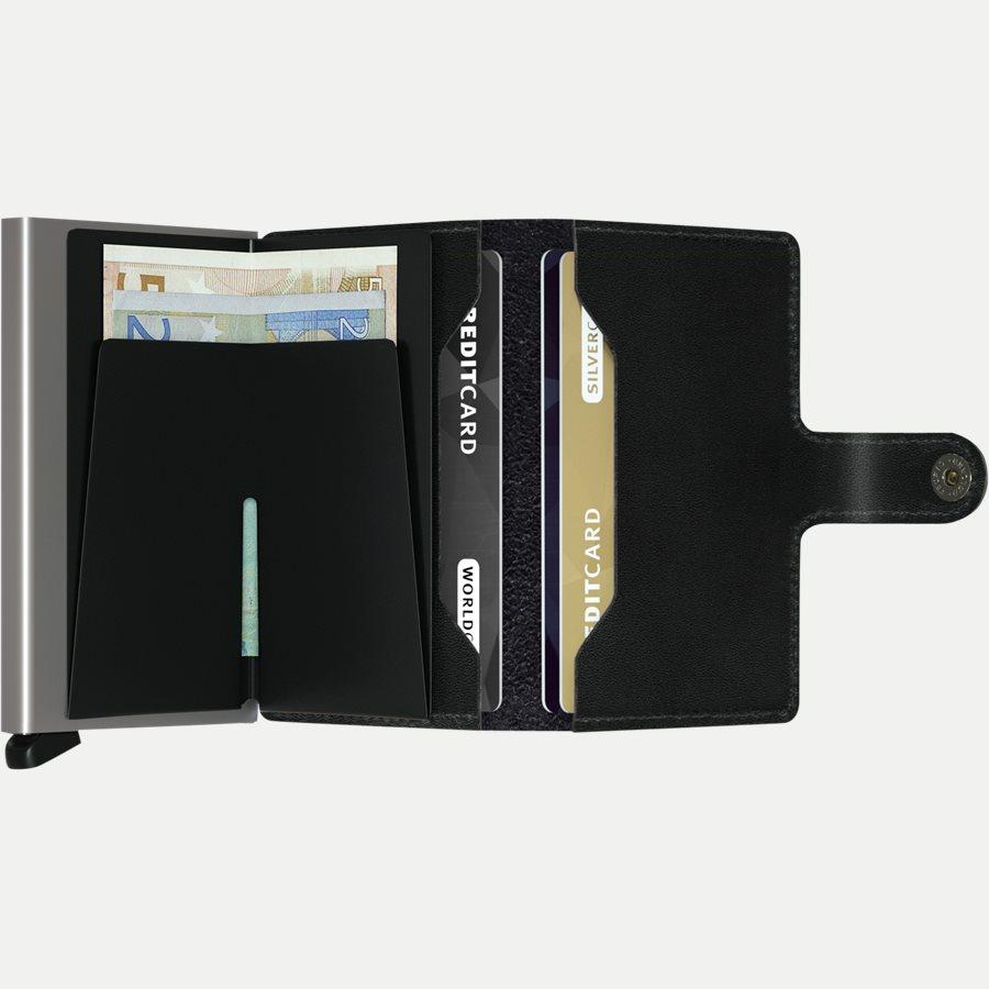 M ORIGINAL - M Original Mini Wallet - Accessories - BLACK - 3