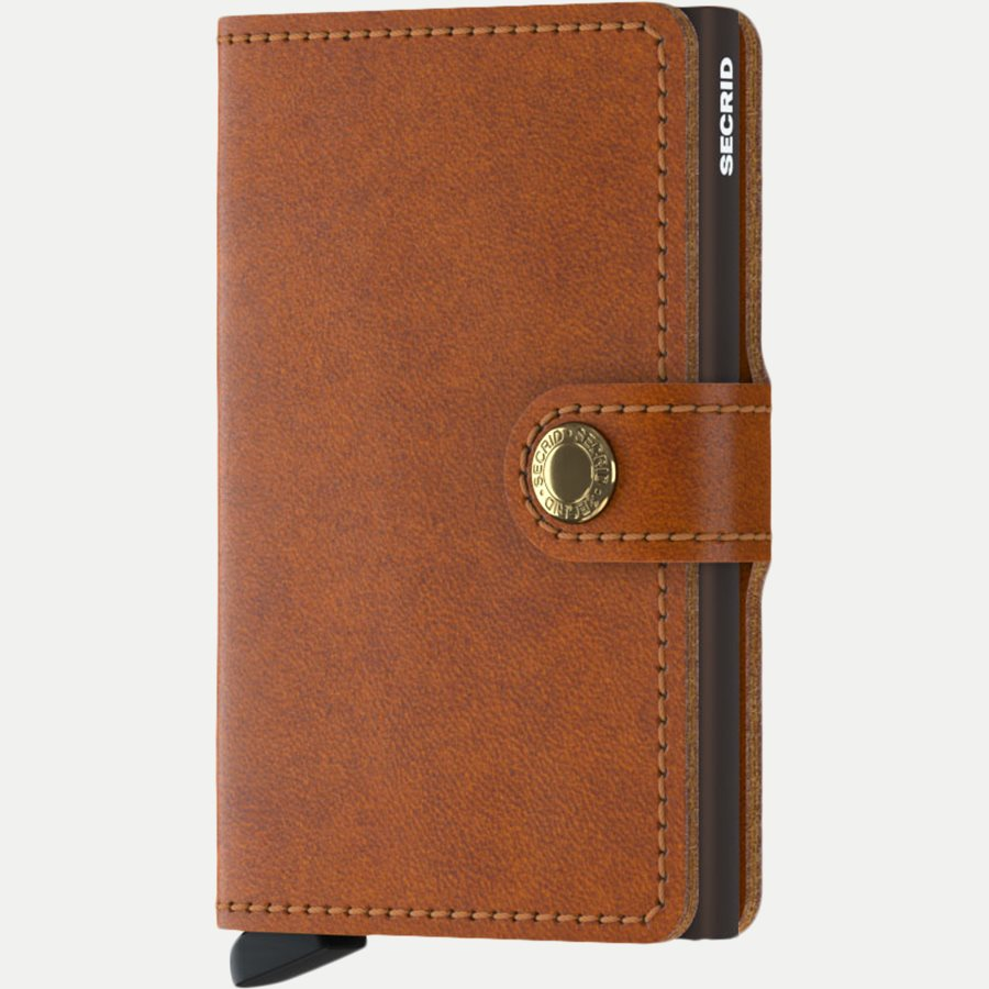 M ORIGINAL - M Original Mini Wallet - Accessories - COGNAC - 1