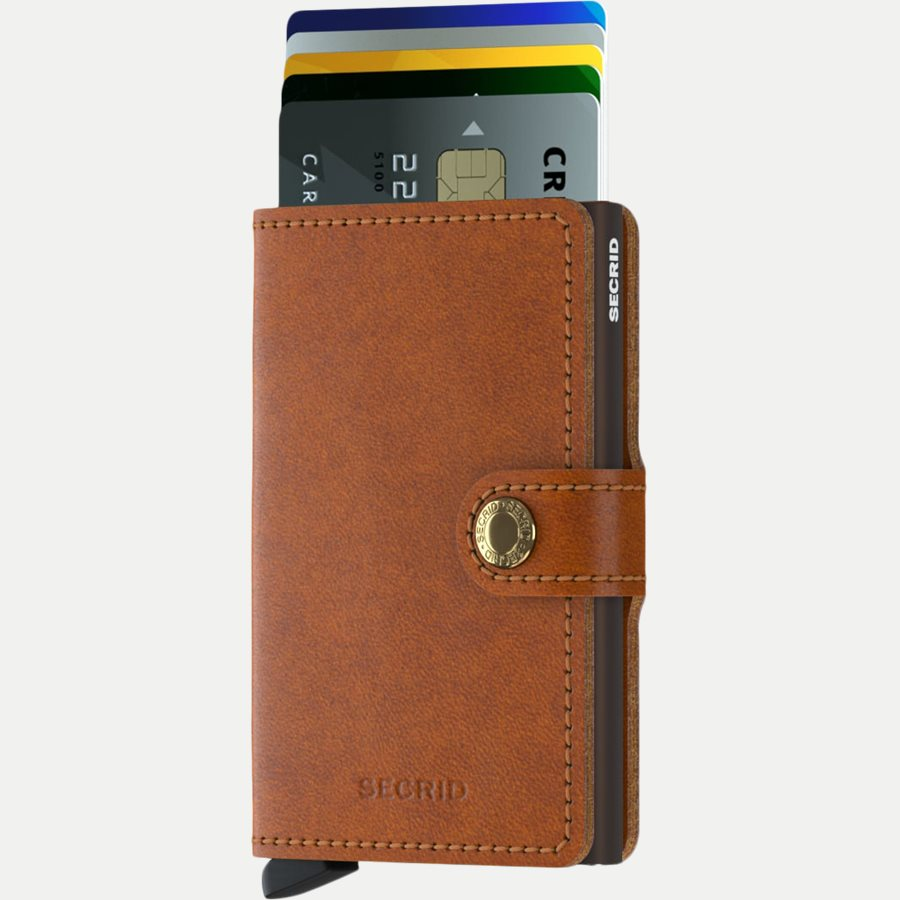 M ORIGINAL - M Original Mini Wallet - Accessories - COGNAC - 2
