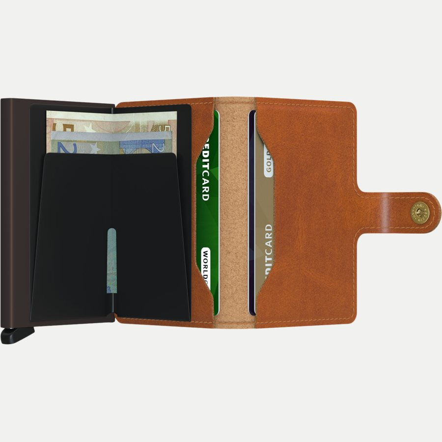 M ORIGINAL - M Original Mini Wallet - Accessories - COGNAC - 3