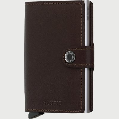 M Original Mini Wallet M Original Mini Wallet | Brun