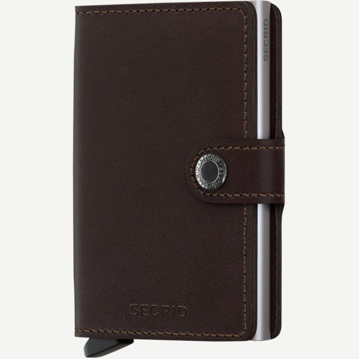 M Original Mini Wallet - Accessories - Brun
