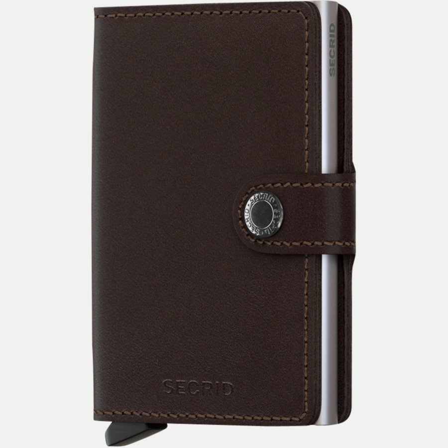 M ORIGINAL - M Original Mini Wallet - Accessories - D.BROWN - 1