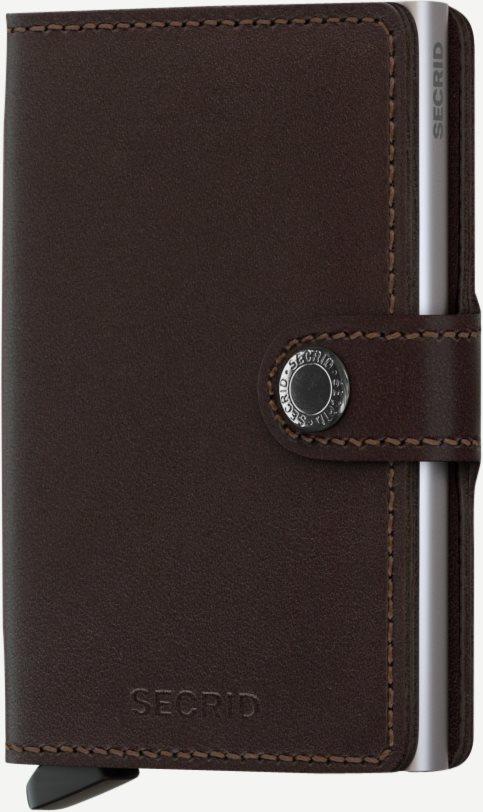 M Original Mini Wallet - Accessories - Brun