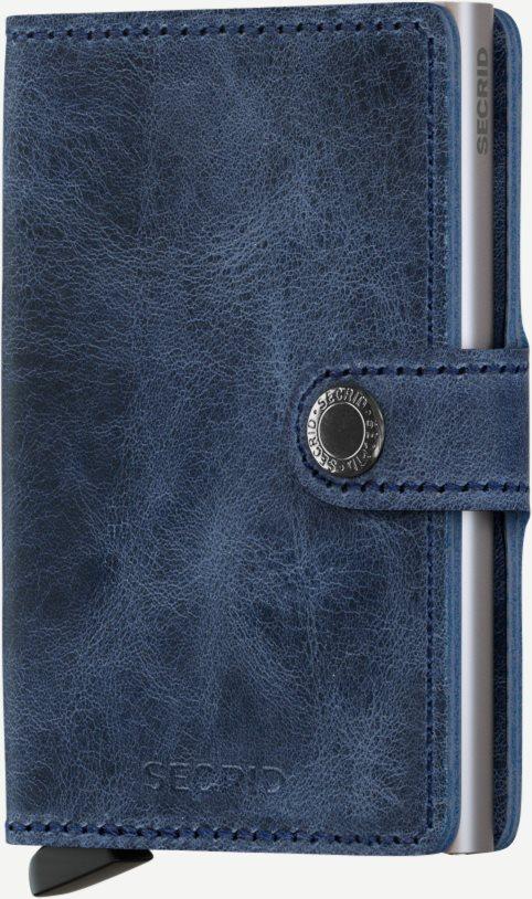 Mv Vintage Mini Wallet - Accessories - Blå