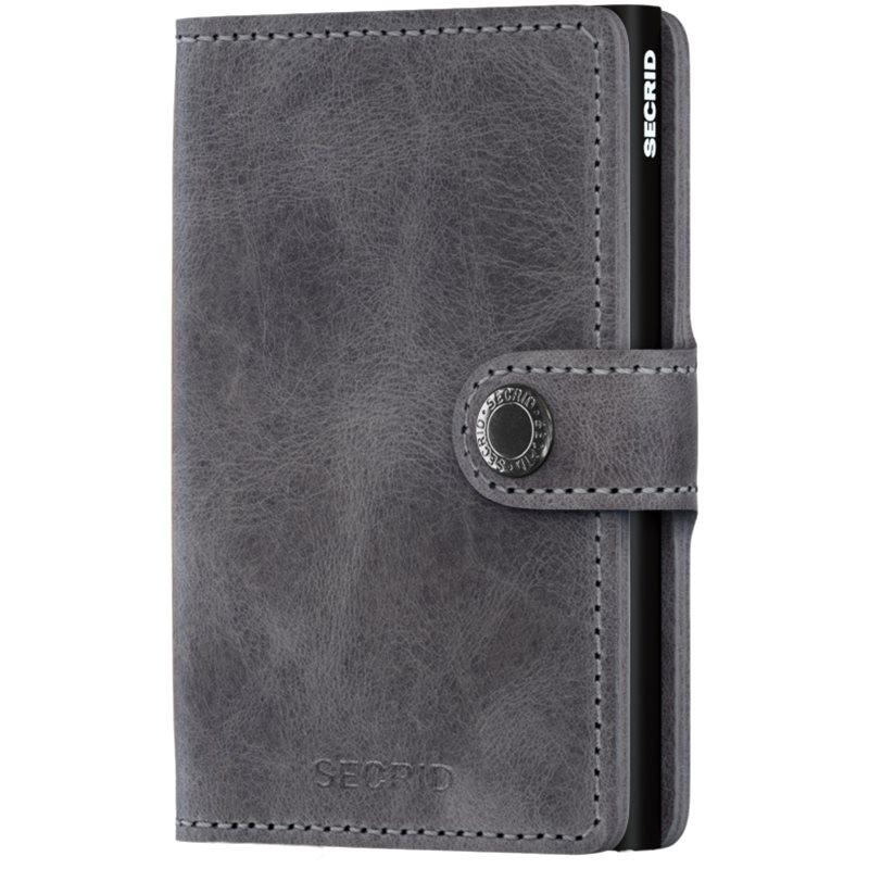 Secrid - mv vintage mini wallet fra secrid fra kaufmann.dk