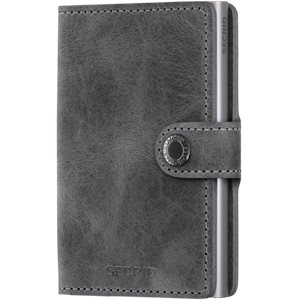 Mv Vintage Mini Wallet Mv Vintage Mini Wallet | Grå