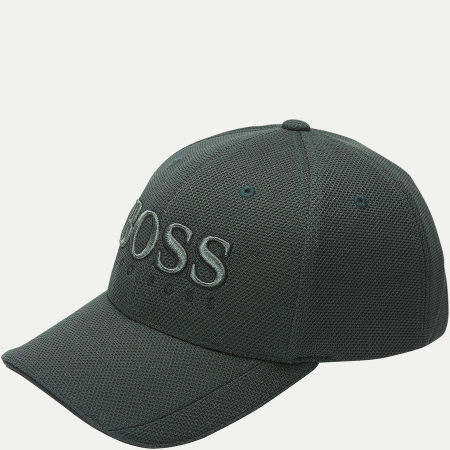 50251244 CAP US.. - US Baseball Cap - Caps - GRØN - 1