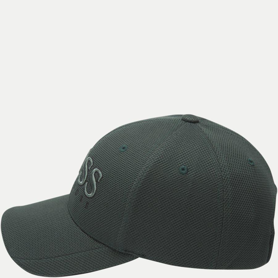 50251244 CAP US.. - US Baseball Cap - Caps - GRØN - 3