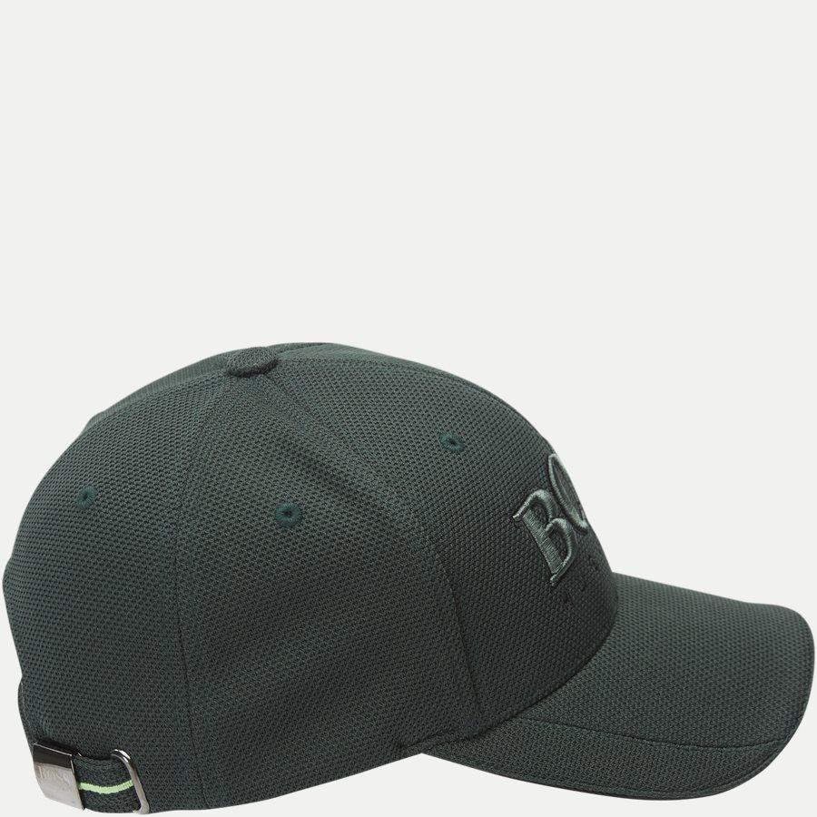 50251244 CAP US.. - US Baseball Cap - Caps - GRØN - 4