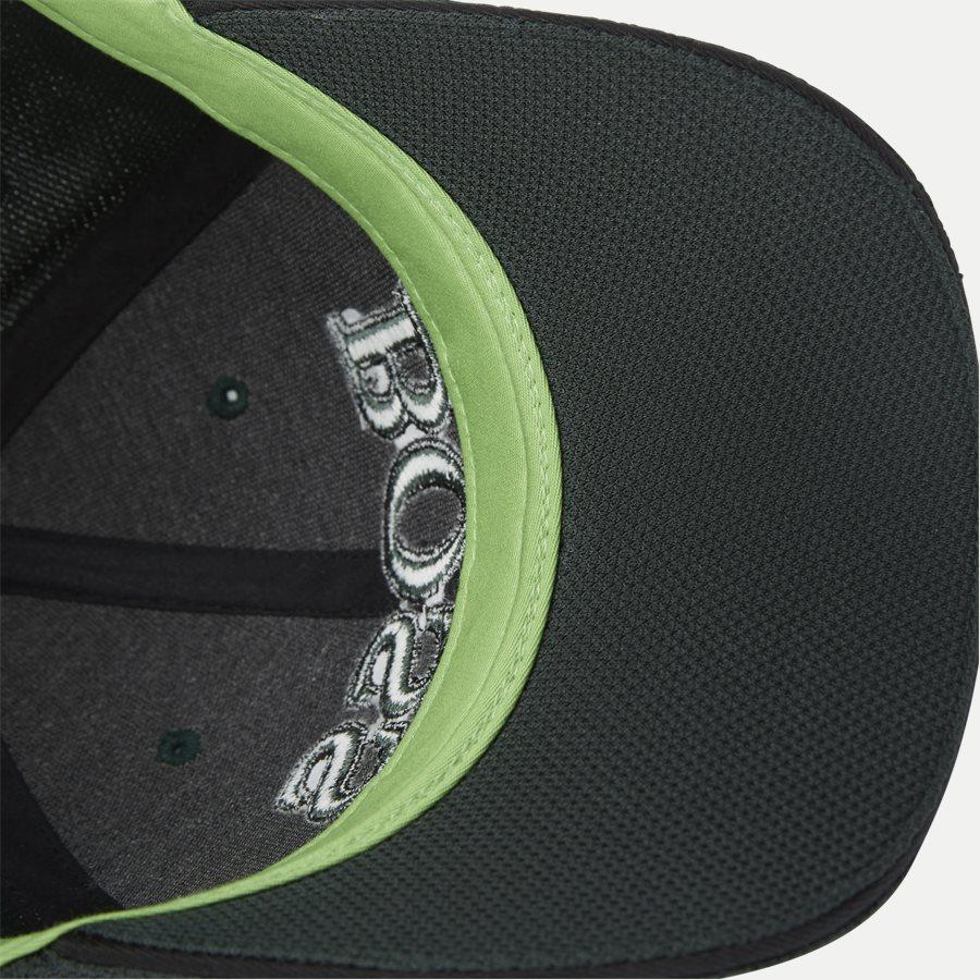 50251244 CAP US.. - US Baseball Cap - Caps - GRØN - 6
