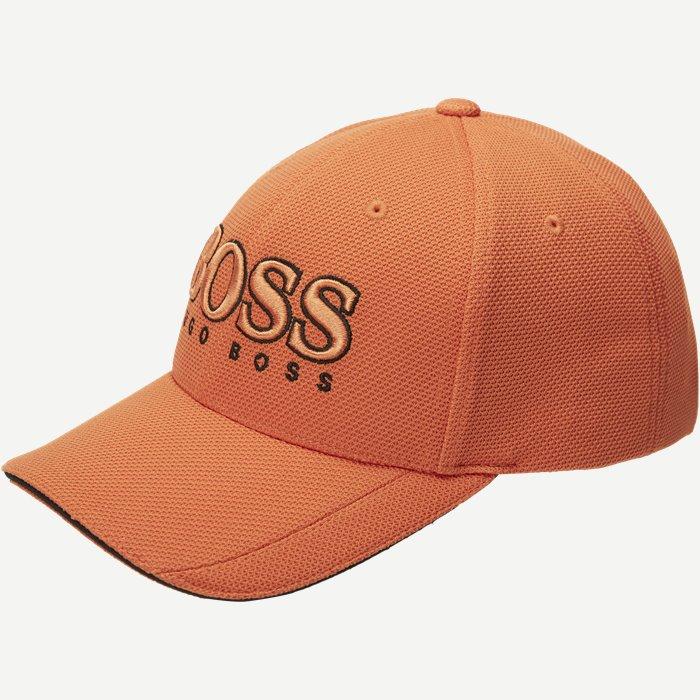 US Baseball Cap - Caps - Orange