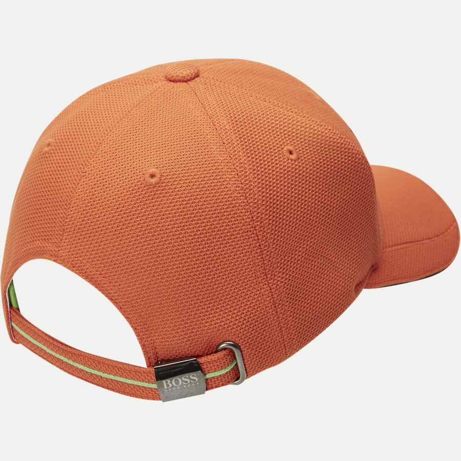50251244 CAP US.. - US Baseball Cap - Caps - ORANGE - 2