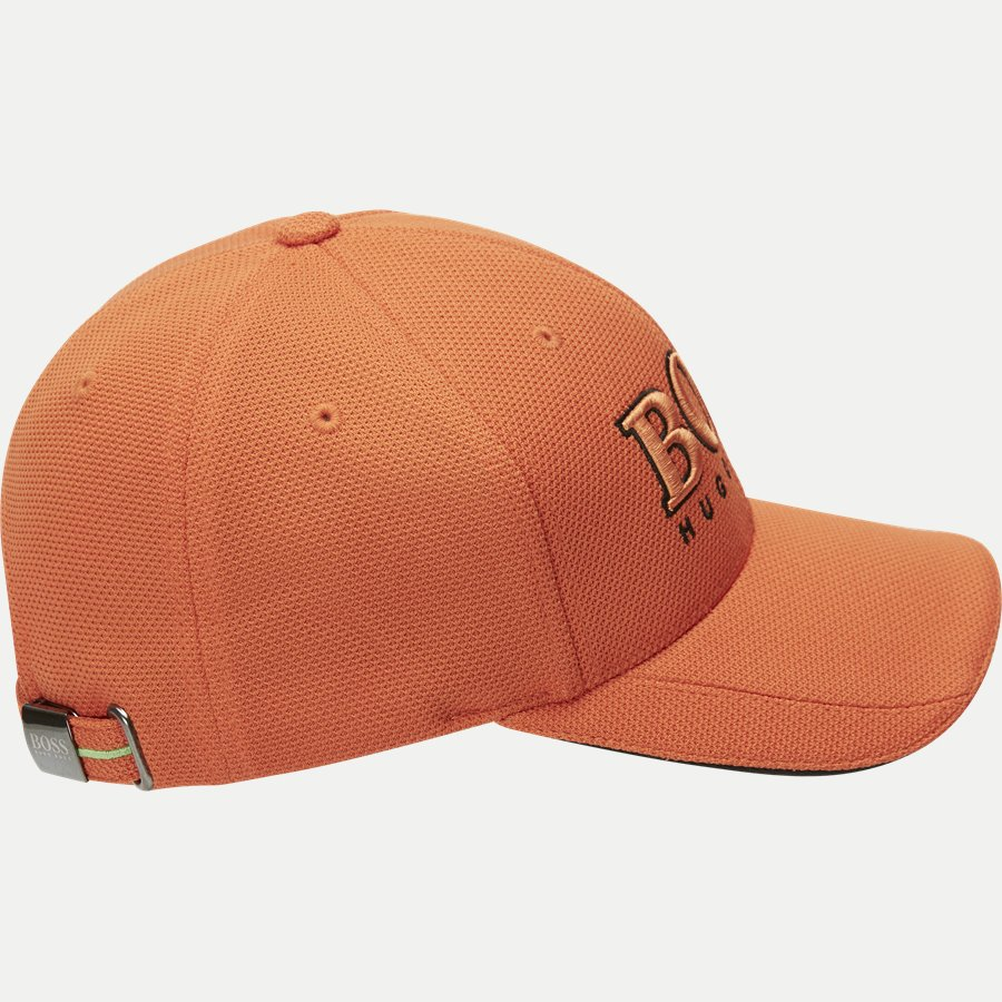 50251244 CAP US.. - US Baseball Cap - Caps - ORANGE - 4