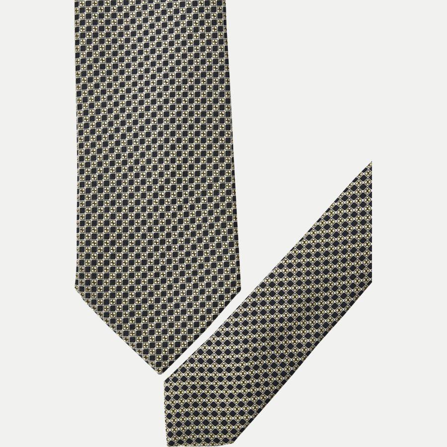 50331498 - Krawatten - GRØN - 2